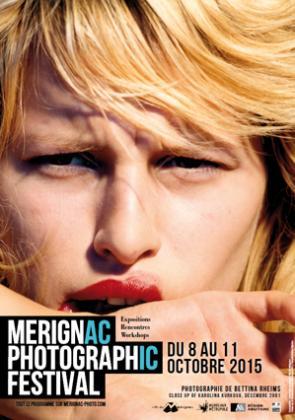 affiche Mérignac Photographic Festival 2015