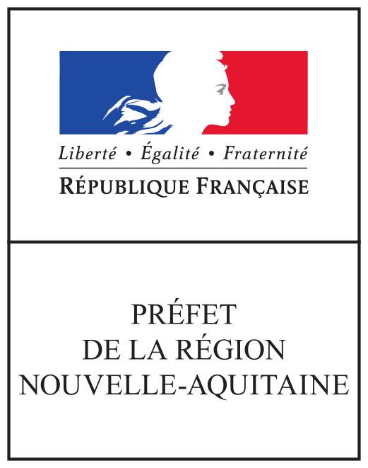 logo Préfet de la région Nouvelle-Aquitaine