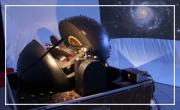 planétarium dome gonflable Michel Favret association Constellations et Galaxies Médiathèque de Talence