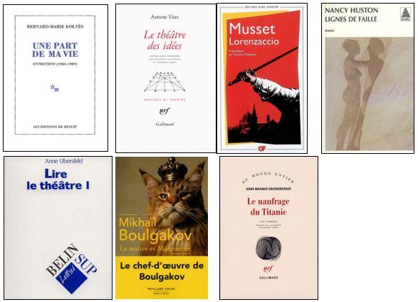 sélection textes - Esperluette #7 - Bibliothèque Mériadeck