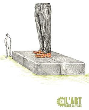pantalon jogging mocassins pampilles Dewar Gicquel