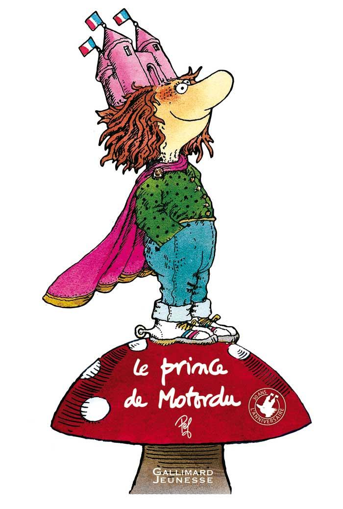Pef Le Prince de Motordu