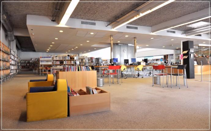 Bibliothèque de la Bastide - Bordeaux