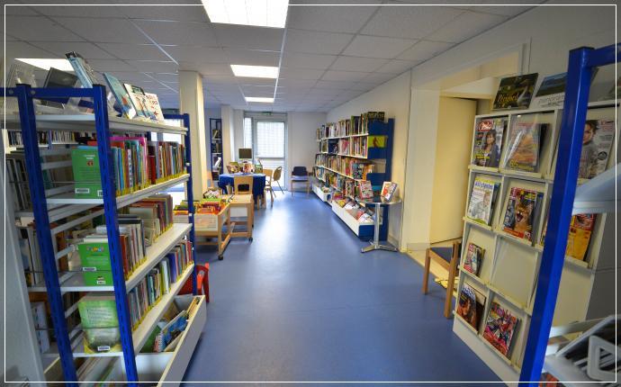 Bibliothèque de Beaudésert  Mérignac  Portail des