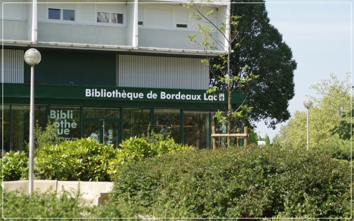 Bibliothèque de Bordeaux Lac - Bordeaux