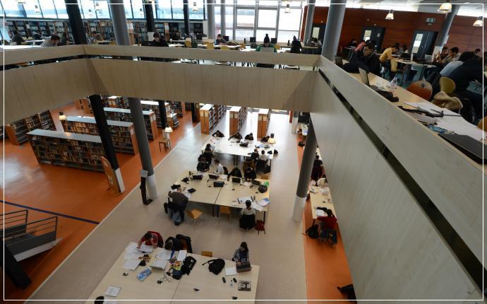 BU Sciences et Techniques de Bordeaux I - Talence