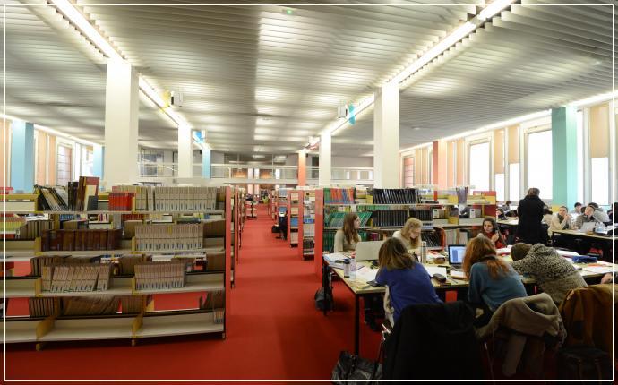 BU Sciences de la Vie et de la Santé - Bordeaux