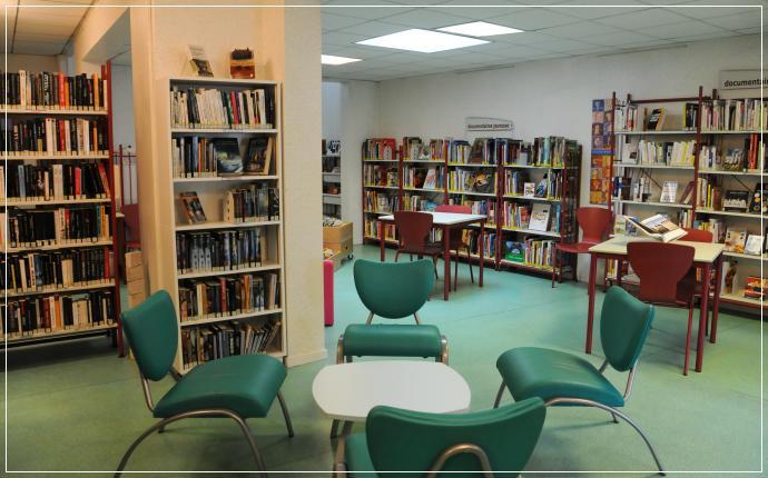 Bibliothèque de Beutre  Mérignac  Portail des