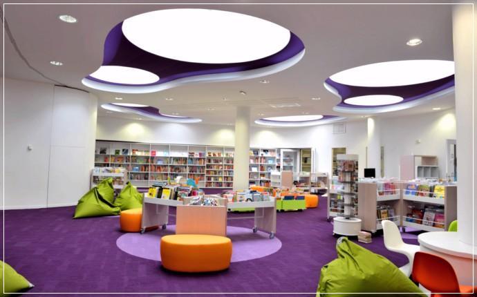 Bibliothèque Flora Tristan Bordeaux