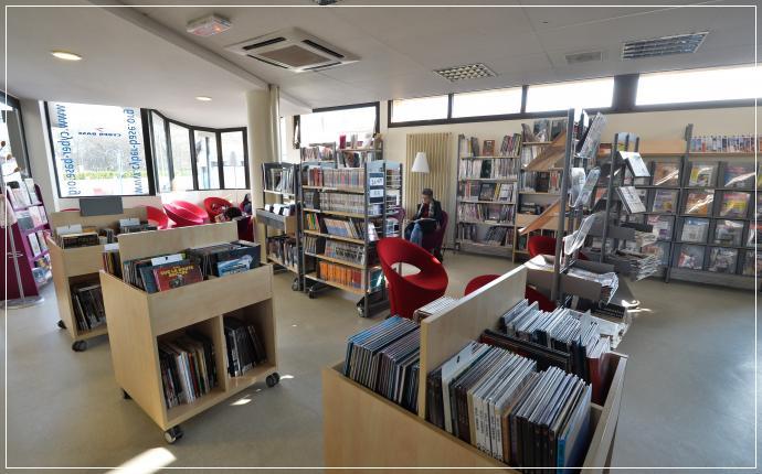 Bibliothèque multimédia du Haillan