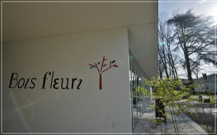 Médiathèque du Bois Fleuri de Lormont