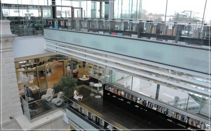 Médiathèque municipale de Mérignac  Portail des