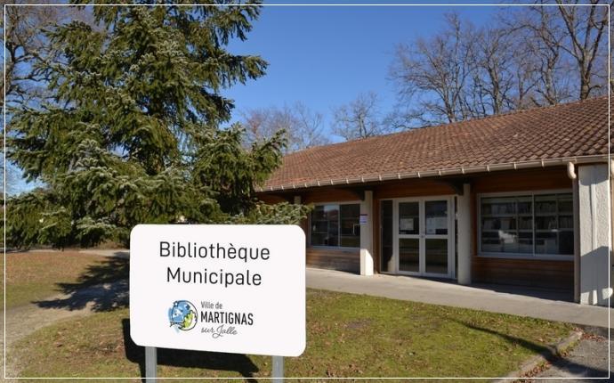 Bibliothèque Municipale de Martignas-sur-Jalle