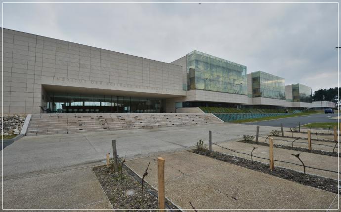 BU Sciences de la Vigne et du Vin - Villenave d'Ornon