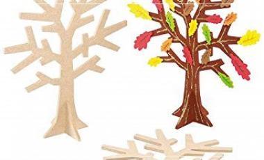 Talence / Décore ton arbre / Atelier