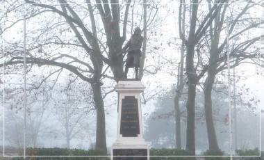photographie du monument aux morts de la ville de bassens