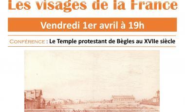 Le temple protestant de Bègles