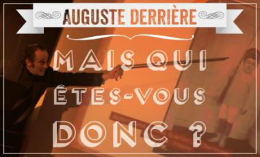 Auguste Derrière conférence