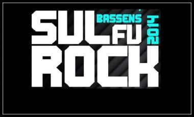 Affiche Sulfurock Bassens 2014