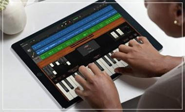 La création musicale avec GarageBand
