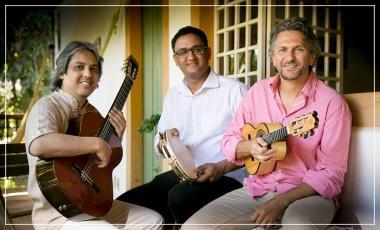 Talence / alma brasileira / rencontre musicale