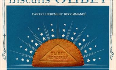 Talence/biscuiterie olibet/exposition