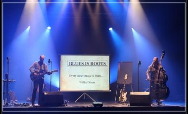 Talence / blues is roots / conférence