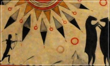 Talence / la spiritualité des indiens / conférence