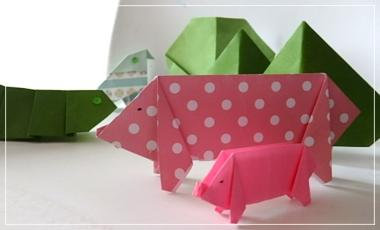 Talence / Origami / Atelier