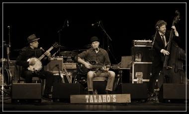 Talence / Talaho's / concert