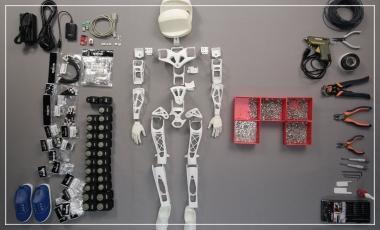 Talence / robots / atelier