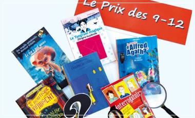 Talence / prix des 9 - 12 ans / prix littéraire