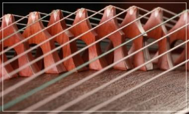 Talence/le guzheng/ rencontre musicale