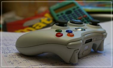 jeu vidéo conférence