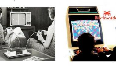 A la découverte des jeux rétro