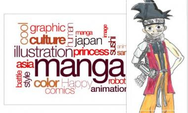 Talence/manga fan/ partage