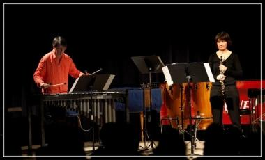 Talence / Duo opalescence / Concert