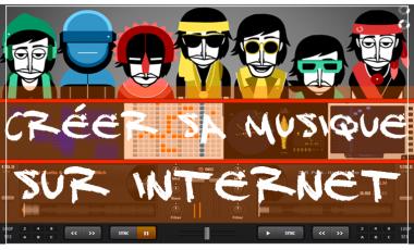 Musique sur internet
