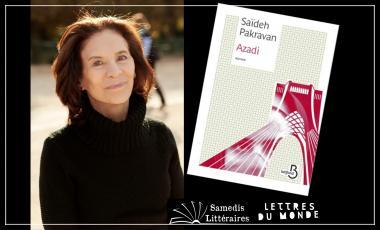 Saideh Pakravan Lettres du Monde