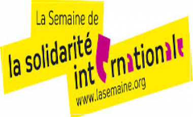 Lancement officiel de la Semaine de la Solidarité internationale
