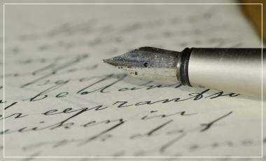 atelier ecriture stylo