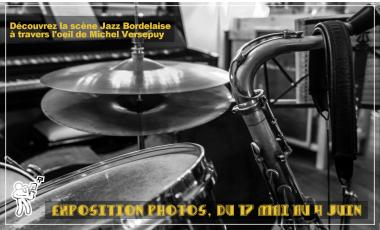 Exposition Photo Jazz Michel Versepuy