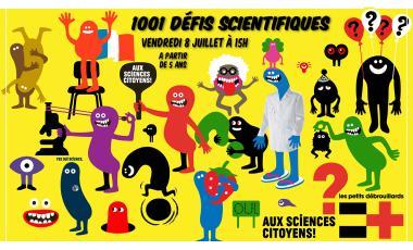 1001 défis scientifiques petits débrouillards
