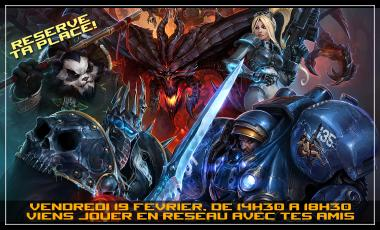 Jeux Online Heroes of the Storm StarCraft