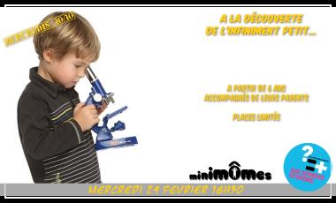 Mercredis 10/10 Infiniment Petit Petits Deb