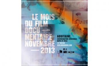 Novembre : Le Mois du film documentaire en Aquitaine