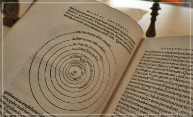 Livre ancien Copernic - Université de Bordeaux