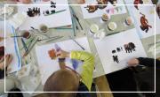 Les vacances de l'art: art et BD
