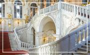Les grandes collections d'oeuvres dans le monde: le Musée de l'Ermitage à Saint Petersbourg