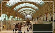 Les grandes collections d'oeuvres d'art dans le monde: le Musée D'Orsay à Paris